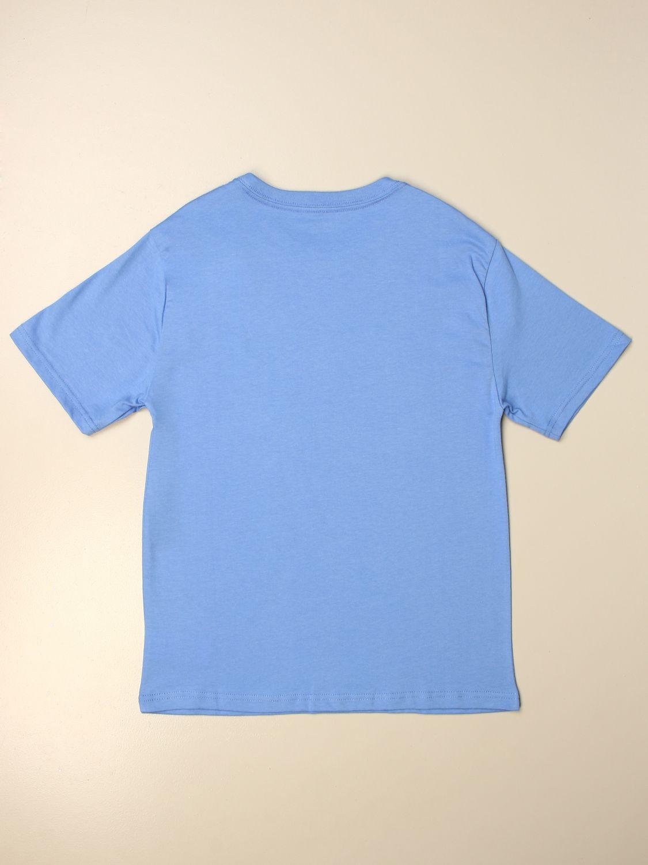 Футболка Polo Ralph Lauren Boy: Футболка Детское Polo Ralph Lauren Boy голубой 2