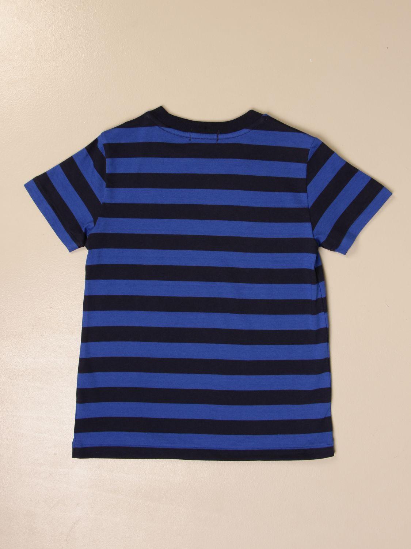 Футболка Polo Ralph Lauren Kid: Футболка Детское Polo Ralph Lauren Kid королевский синий 2