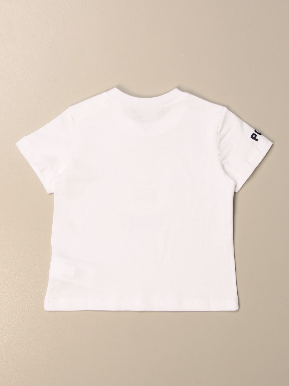 Camiseta Polo Ralph Lauren Infant: Camiseta niños Polo Ralph Lauren Infant blanco 2
