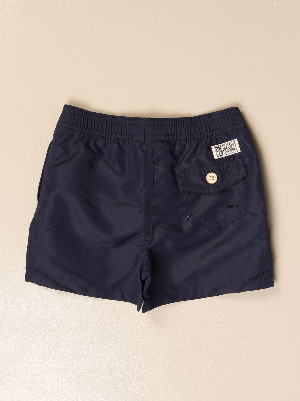 Bademode Polo Ralph Lauren Infant: Bademode kinder Polo Ralph Lauren Infant blau 2