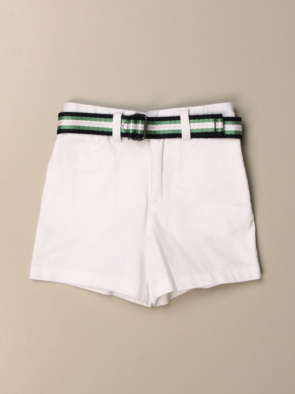 Shorts Polo Ralph Lauren Infant: Shorts kids Polo Ralph Lauren Infant white 1