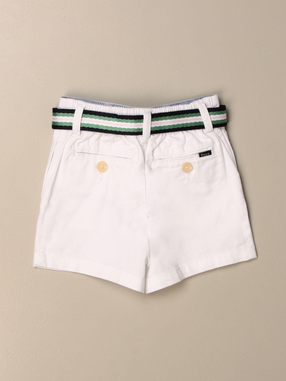 Shorts Polo Ralph Lauren Infant: Shorts kids Polo Ralph Lauren Infant white 2