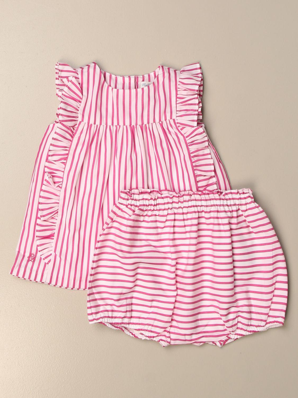 Костюмчик Polo Ralph Lauren Infant: Костюмчик Детское Polo Ralph Lauren Infant розовый 1