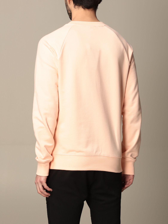 Sweatshirt Balmain: Sweatshirt homme Balmain orange 3