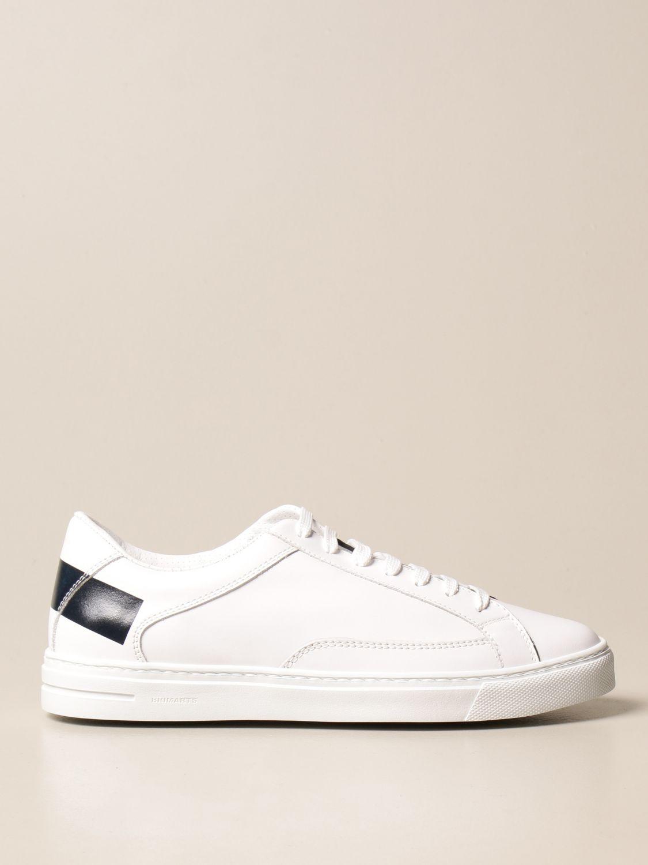 Baskets Brimarts: Chaussures homme Brimarts blanc 1