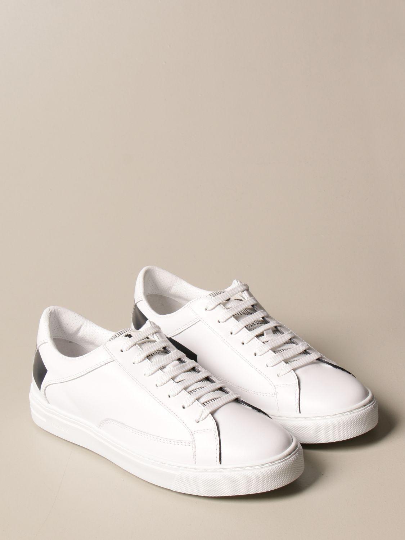 Baskets Brimarts: Chaussures homme Brimarts blanc 2