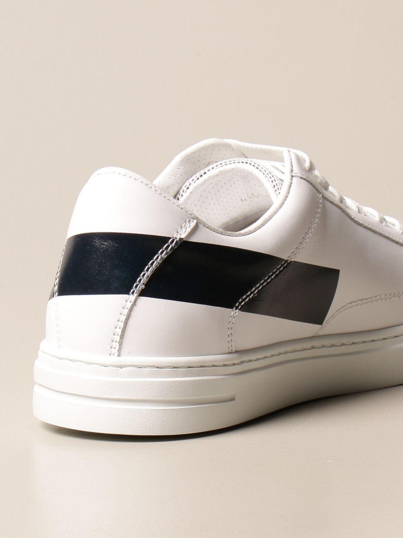 Baskets Brimarts: Chaussures homme Brimarts blanc 3