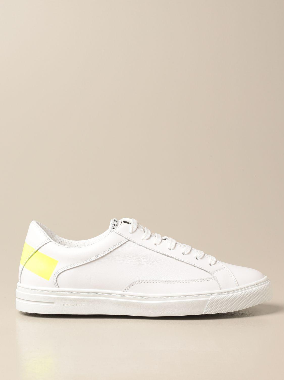 Trainers Brimarts: Shoes men Brimarts white 1
