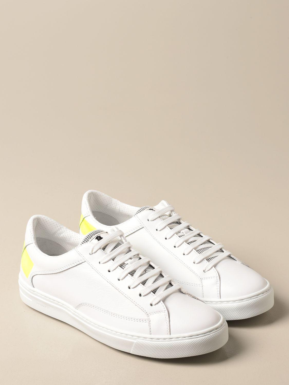 Trainers Brimarts: Shoes men Brimarts white 2