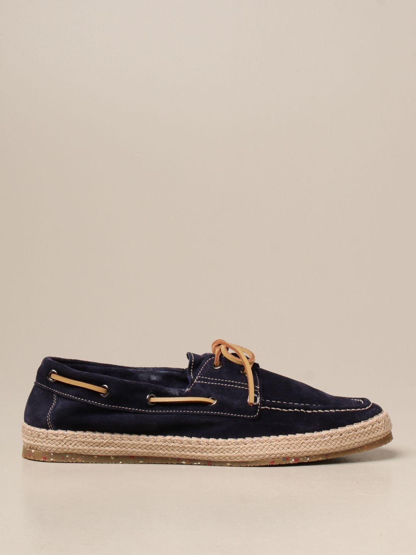 Mocassins Brimarts: Chaussures homme Brimarts bleu marine 1
