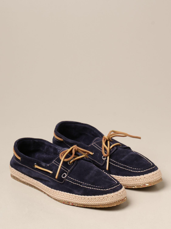 Mocassins Brimarts: Chaussures homme Brimarts bleu marine 2