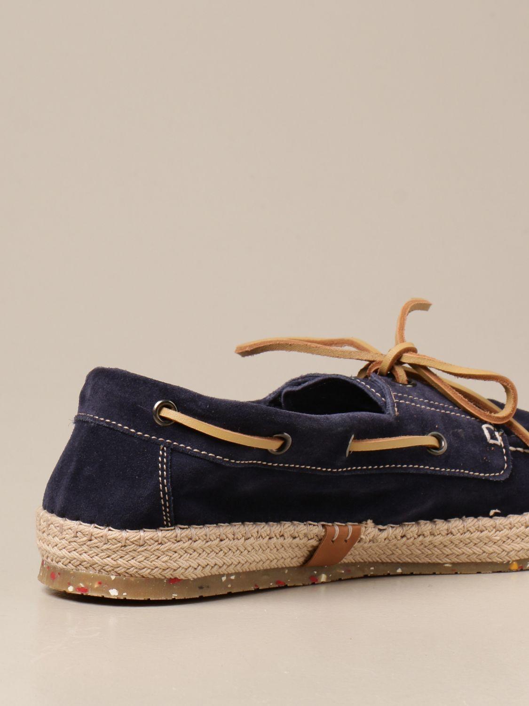Mocassins Brimarts: Chaussures homme Brimarts bleu marine 3
