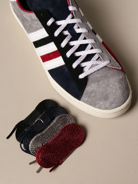 Trainers Adidas Originals: Campus 80s Adidas Originals sneakers in suede white 4