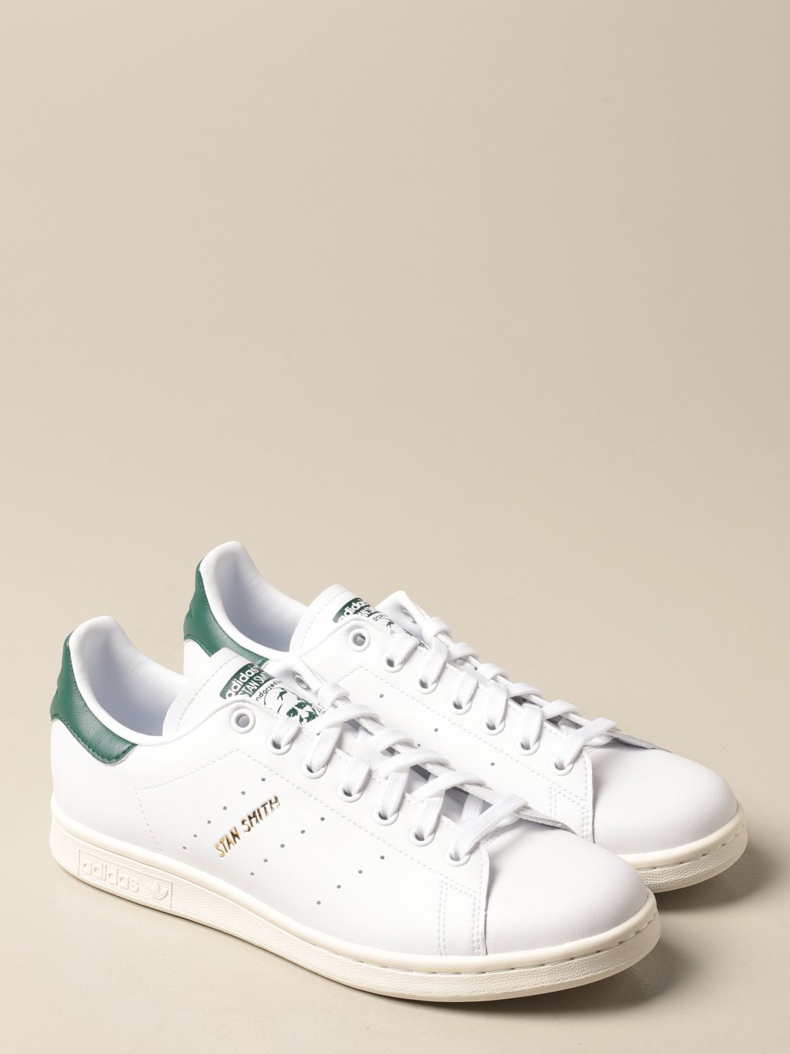 Trainers Adidas Originals: Stan Smith Adidas Originals sneakers in synthetic leather white 2