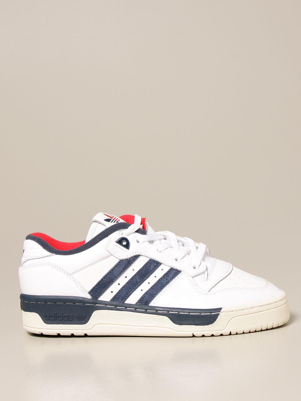 Sneakers Adidas Originals: Rivalry Adidas Originals leather sneakers white 1