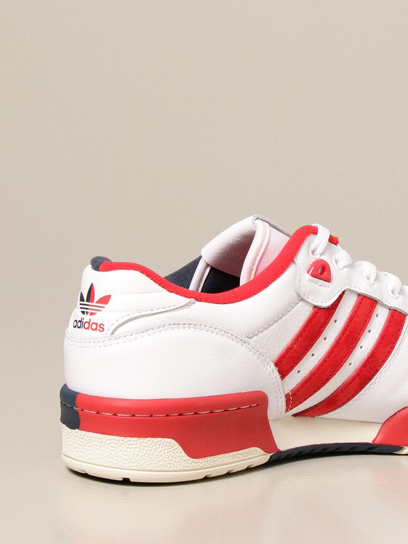 Sneakers Adidas Originals: Rivalry Adidas Originals leather sneakers white 3