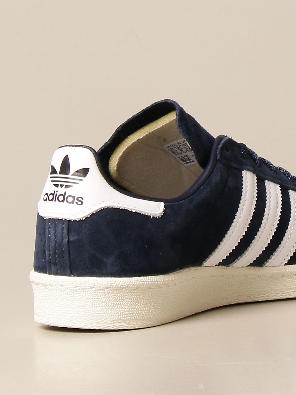 Baskets Adidas Originals: Chaussures homme Adidas Originals bleu 3