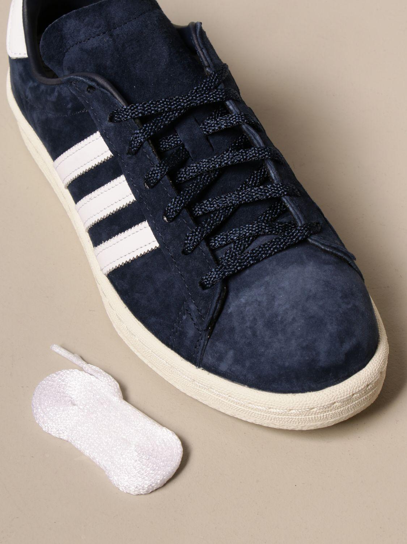 Baskets Adidas Originals: Chaussures homme Adidas Originals bleu 4