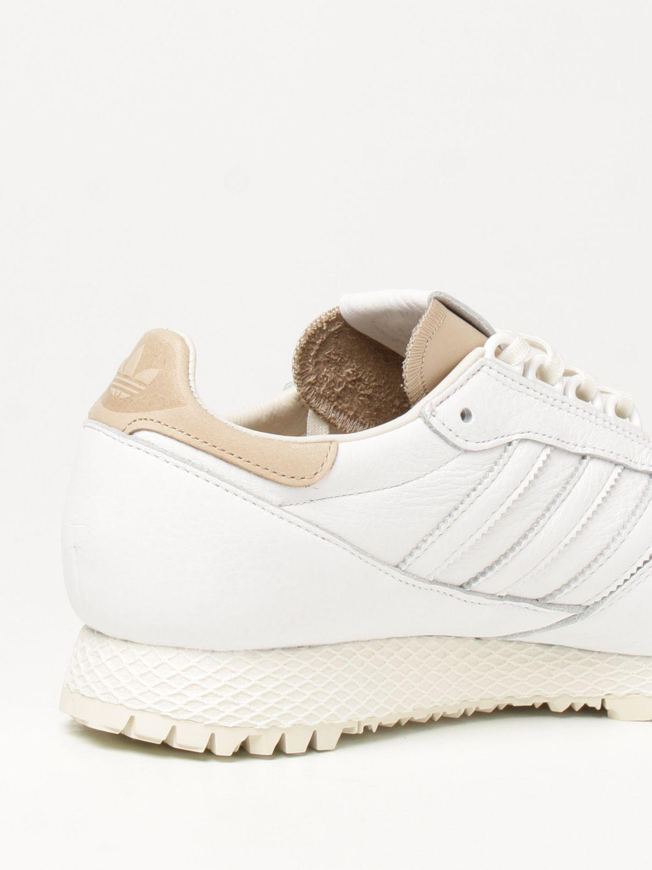 Baskets Adidas Originals: Chaussures homme Adidas Originals blanc 3