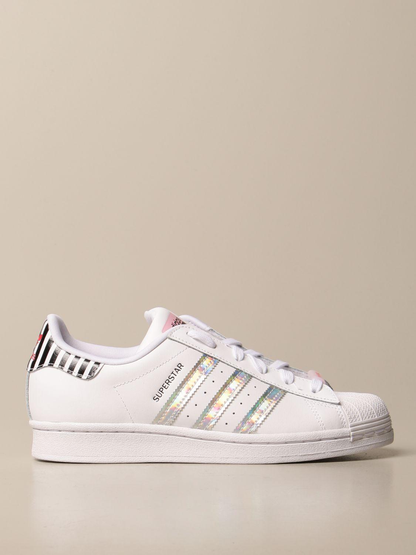 ADIDAS ORIGINALS: Chaussures femme   Baskets Adidas Originals ...