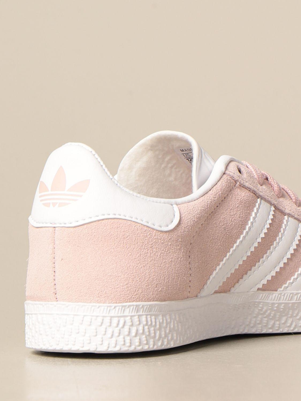 Zapatos Adidas Originals: Zapatos niños Adidas Originals rosa 3