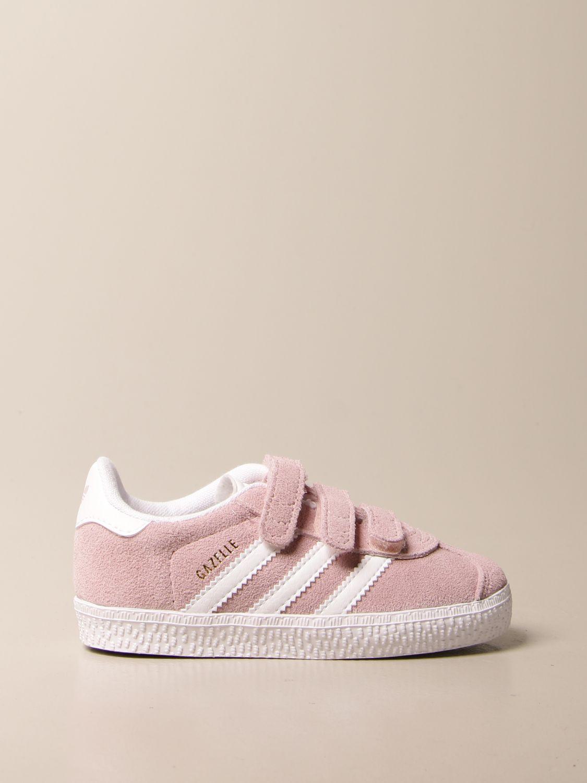 Zapatos Adidas Originals: Zapatos niños Adidas Originals rosa 1