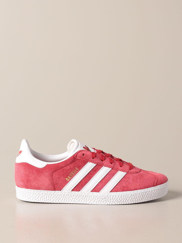 Zapatos Adidas Originals: Zapatos niños Adidas Originals rojo 1