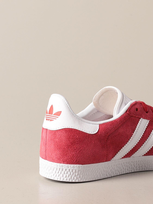Zapatos Adidas Originals: Zapatos niños Adidas Originals rojo 3