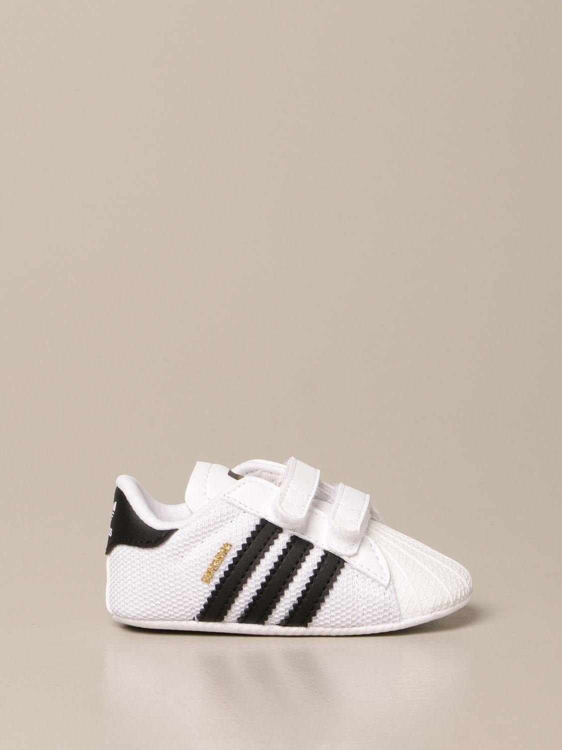Zapatos Adidas Originals: Zapatos niños Adidas Originals blanco 1