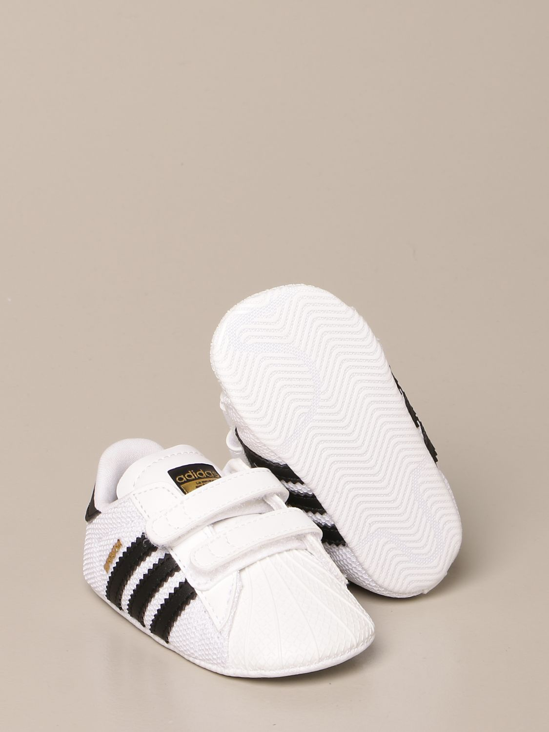 Zapatos Adidas Originals: Zapatos niños Adidas Originals blanco 2