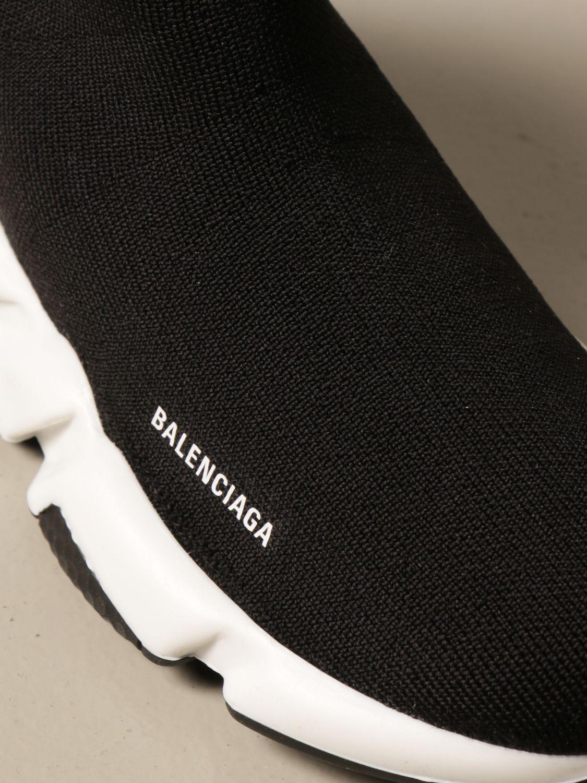 Zapatos Balenciaga: Zapatos niños Balenciaga negro 4