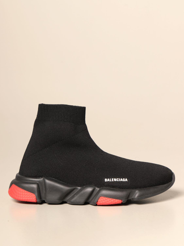 Zapatos Balenciaga: Zapatos niños Balenciaga negro 1