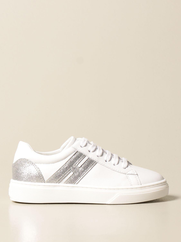 Zapatos Hogan: Zapatos niños Hogan blanco 1