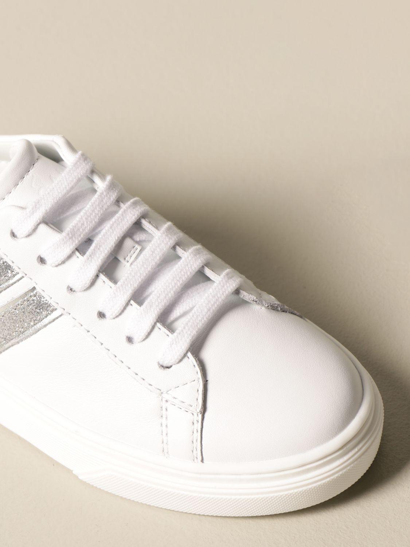 Zapatos Hogan: Zapatos niños Hogan blanco 4