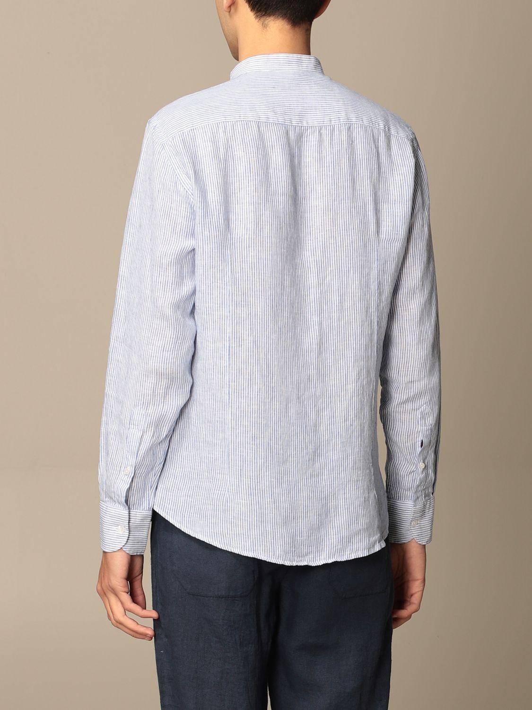 Shirt Baronio: Shirt men Baronio blue 2