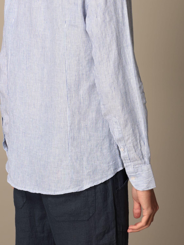 Shirt Baronio: Shirt men Baronio blue 3