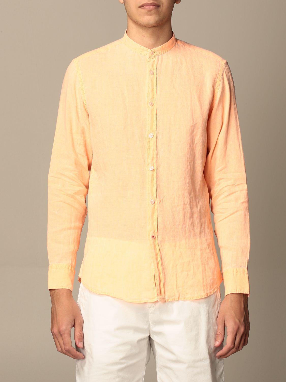 Shirt Baronio: Shirt men Baronio orange 1