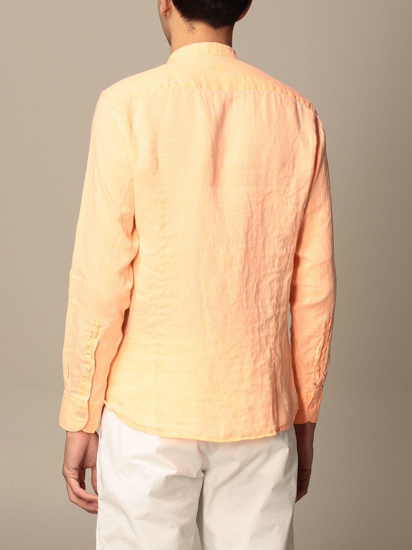 Shirt Baronio: Shirt men Baronio orange 2