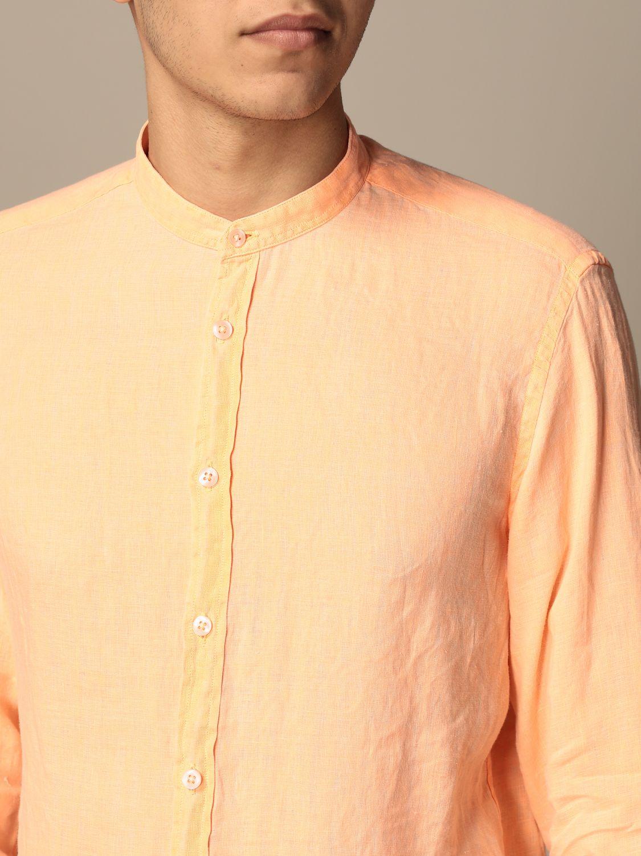 Shirt Baronio: Shirt men Baronio orange 3