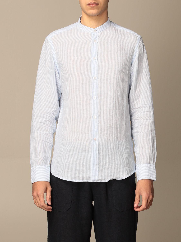 Shirt Baronio: Shirt men Baronio sky blue 1