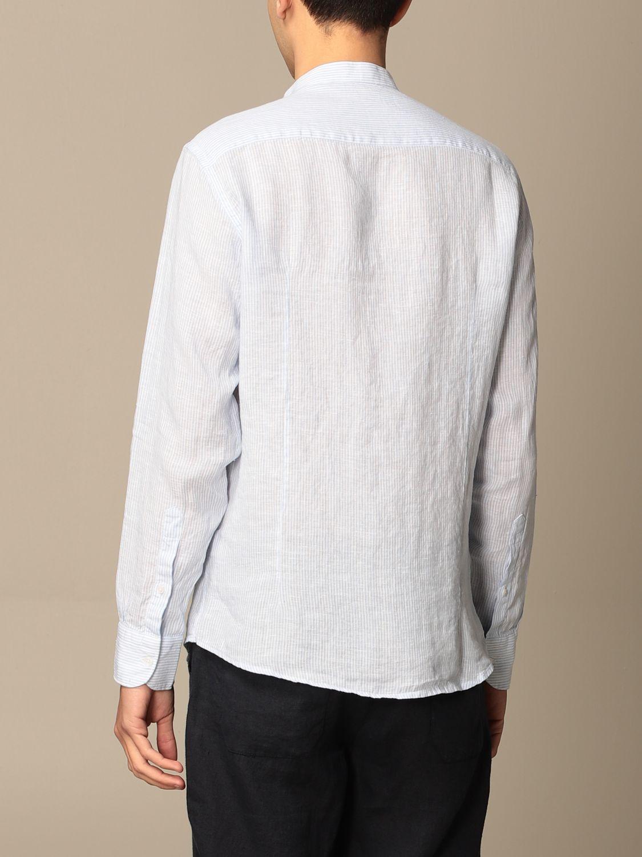 Shirt Baronio: Shirt men Baronio sky blue 2