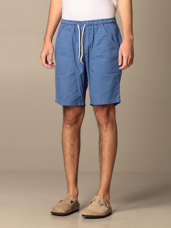 Short Baronio: Short men Baronio royal blue 3