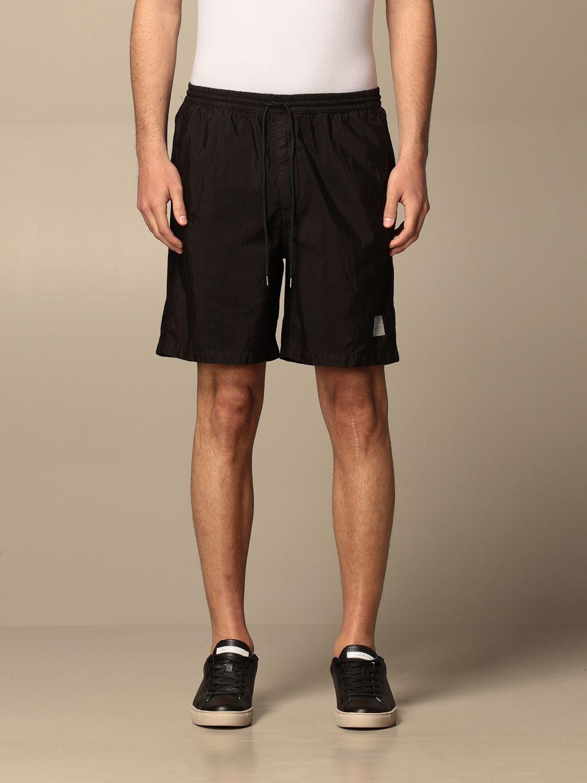 Pantaloncino Department 5: Pantaloncino jogging Department Five nero 1