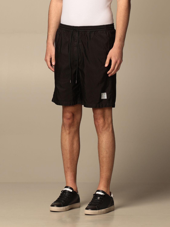 Pantaloncino Department 5: Pantaloncino jogging Department Five nero 3