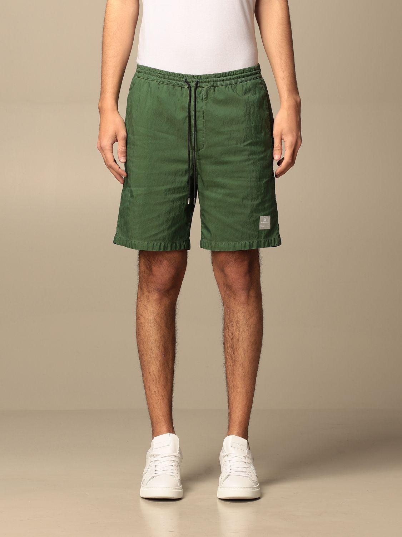 Pantaloncino Department 5: Pantaloncino jogging Department Five militare 1