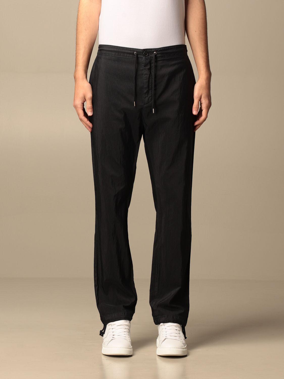 Pantalone Department 5: Pantalone jogging Department Five in cotone blue 1