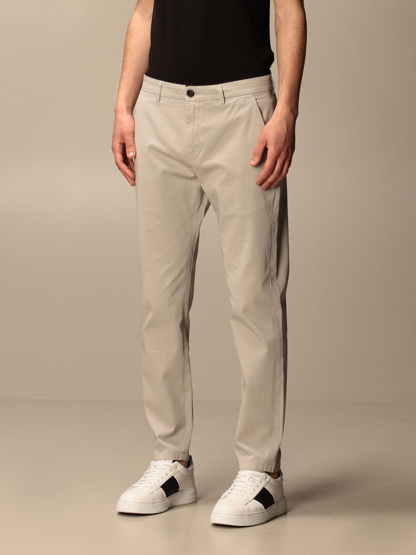 Pantalone Department 5: Pantalone Department Five in gabardine tinto capo mastice 3