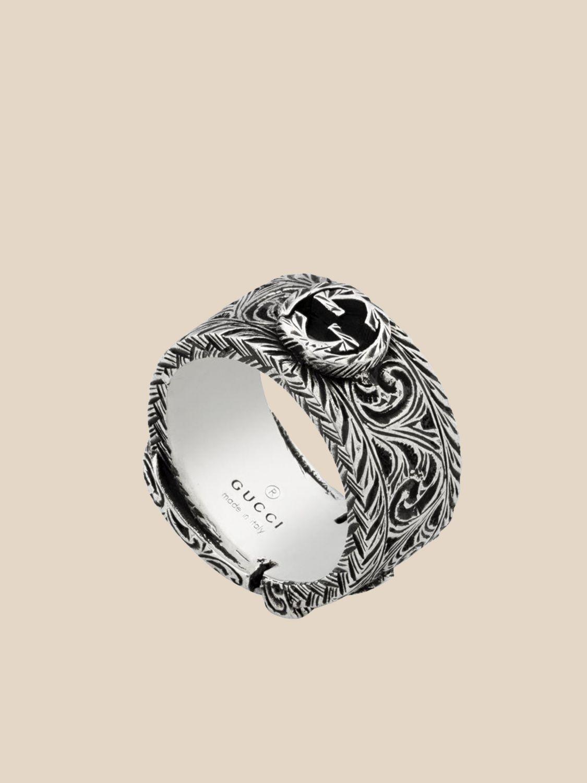 Ювелирное изделие Gucci: Ювелирное изделие Женское Gucci серебряный 1