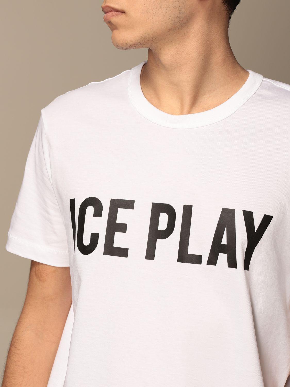 Футболка Ice Play: Футболка Мужское Ice Play белый 3
