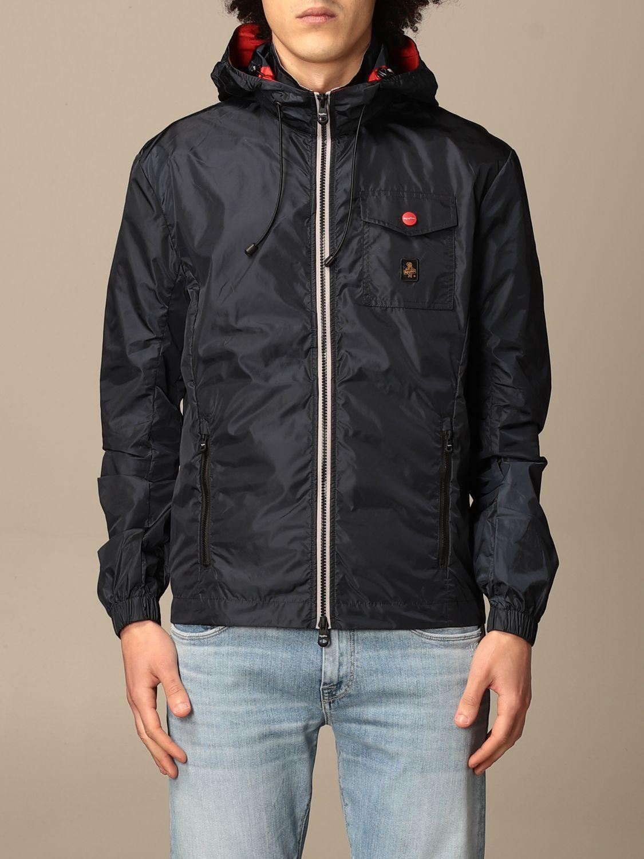 Jacket Refrigiwear: Jacket men Refrigiwear blue 1